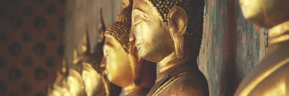 Lanchan Doornink heeft veel meditatie ervaring opgedaan in India en Thailand